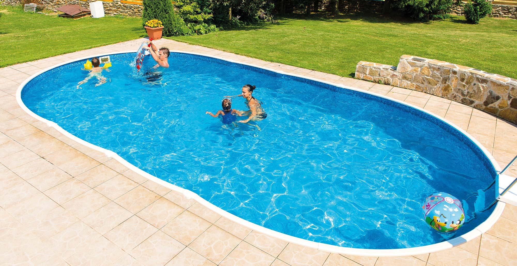 Bazén Azuro Vario