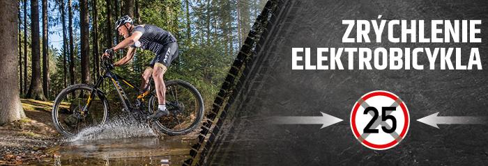 Zrýchlenie elektrobicykle