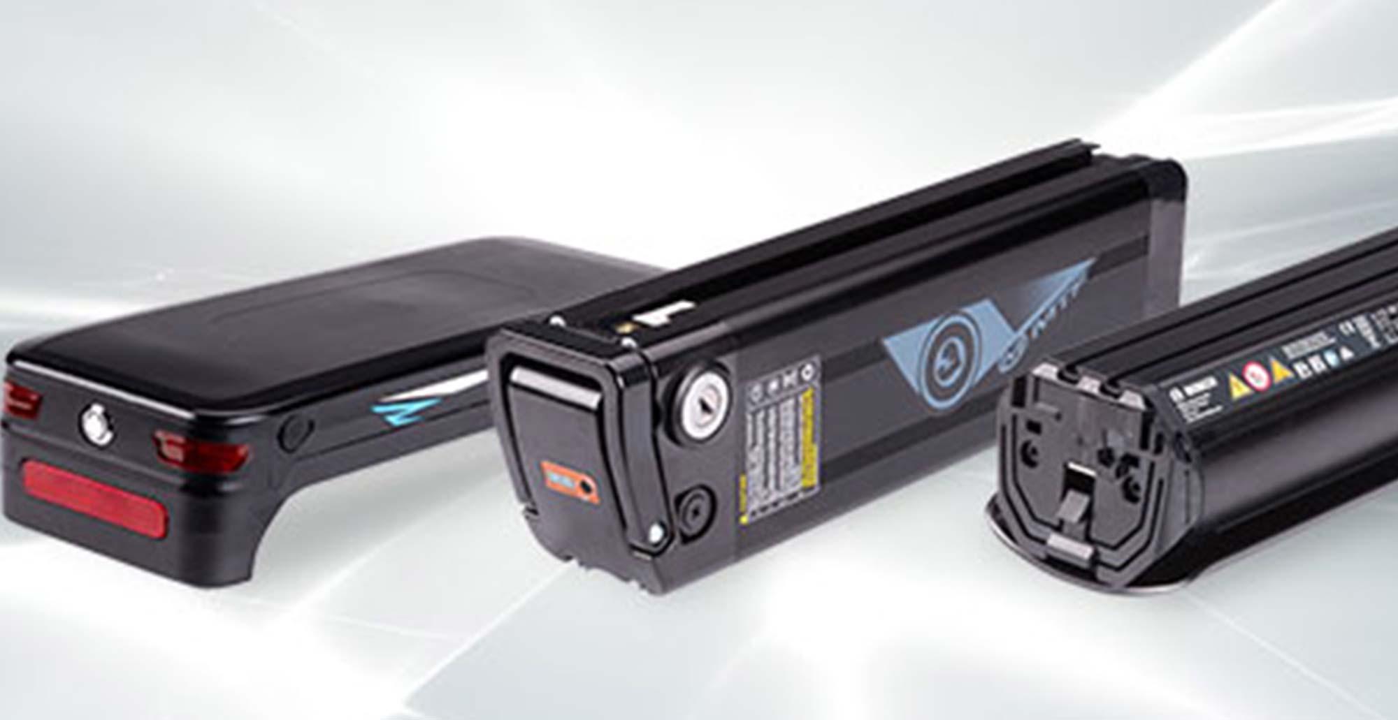Batérie pre elektrobicykle