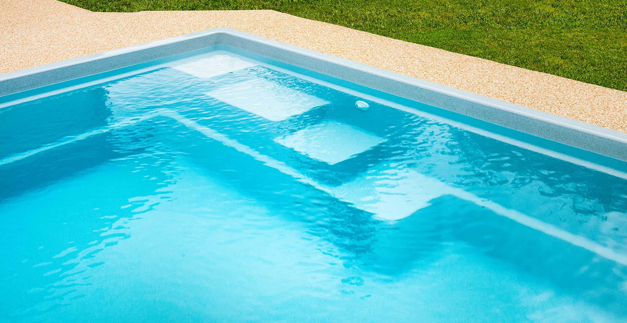 Bazén s pískovou filtrací